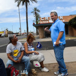 Jerry Waehner Drives Hope to the Homeless