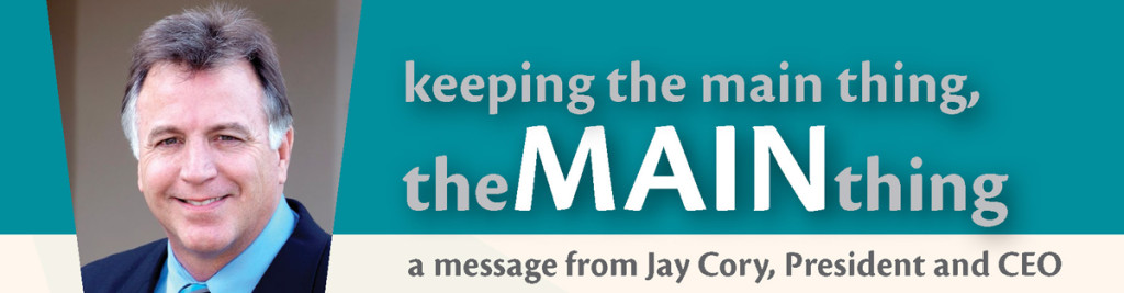 Message from Jay