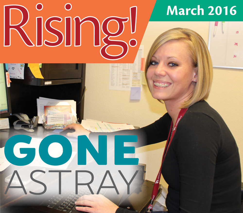 Gone Astray | Shannon's Story